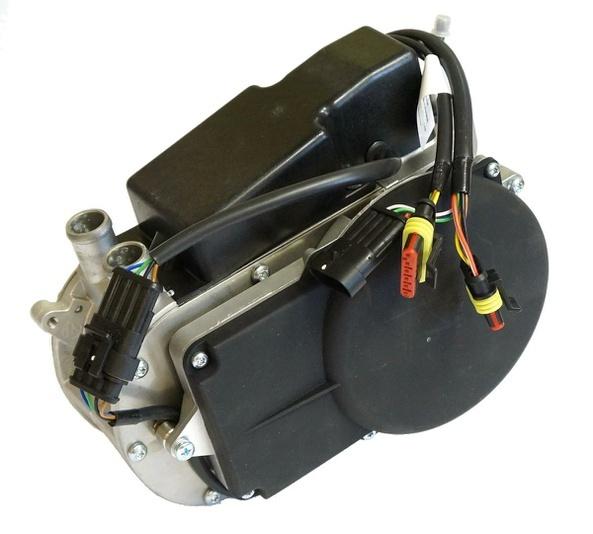 Дизельный предпусковой подогреватель двигателя